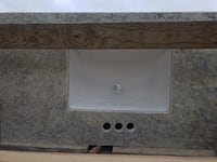 Granite bathroom 41x221/2 Fresno