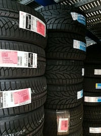 WINTER TIRES ALL SEASON TIRES BRAND NEW  Vaughan, L4L 7Y4
