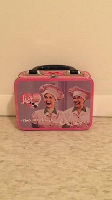 I Love Lucy Lunchbox for sale  Pemberton, NJ
