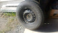 GM  pick up / SUV etc !  5 stud P245/70 R16