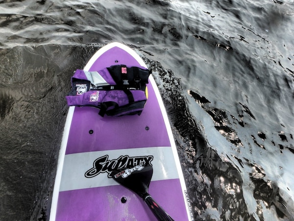 2 Stand Up Paddle Boards