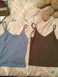 two gray and white tank tops Fall River, B2T 1J1