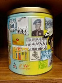 100 Year Boy Scout Collector Tin Kitchener, N2G 1P4