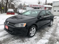 2012 Volkswagen Jetta Comfortline/Automatic/Certifed/Htd Seats/Gas Saver Scarborough, ON M1J 3H5, Canada