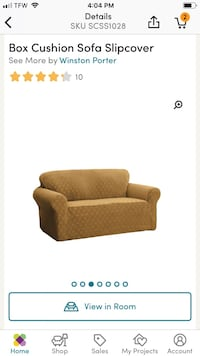 Cover for sofa ,love seat and chair  Chantilly, 20151