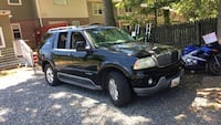 Lincoln - Aviator - 2003 North East