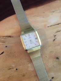 Authentic elgin vintage watch! has slight wear and needs a new battery. Saint Petersburg, 33703