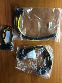 Video Card power cables Vaughan, L6A 1E4