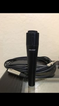 Digital Reference Dynamic Instrument Microphone and 20 foot cable San Tan Valley, 85143