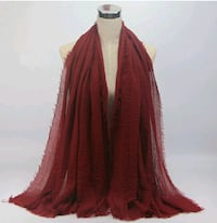 crinkle cotton scarf  Mississauga, L4T 2Z2