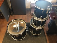 Drum set 4 piece with heads and hardware Los Angeles, 91402