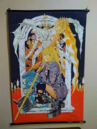 Death Note Misa Amane Wall Scroll Washington, 63090
