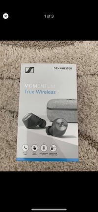 SENNHEISER MOMENTUM TRUE WIRELESS Toronto, M8V 0E9