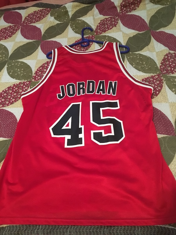 1a109ad9cbcbf5 Used Vintage Jordan Jersey for sale in Chambersburg - letgo