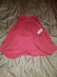 Girls sz large tank