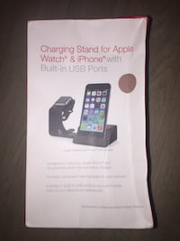 iPhone + iwatch Charging Stand - Rose Gol San Clemente, 92672