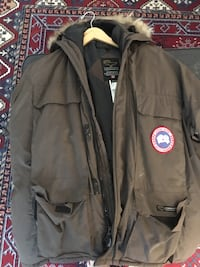 Canada Goose (not real) Coat Toronto, M4E 2X8