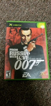 From Russia With Love Xbox Powell, 37849