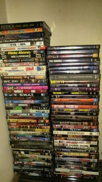assorted DVD movie action & comedy Lower Sackville