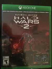 Xbox One Gears of War game case Edmonton, T6L 1Z3
