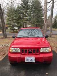 2002 Kia Sportage 4-Door 4X4 Reston