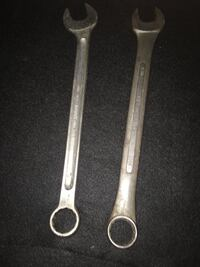 Herbrand and lectrolite JUMBO wrenches vintage Portland, 97206