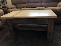 Nautical Cement Top Coffee Table Edgewater, 32141