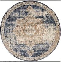 Brand new area rug 4ft round Mississauga, L5J 4E6