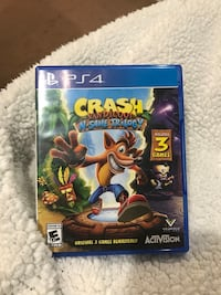 [PS4 Games] Crash Bandicoot and Until Dawn bundle Bethesda, 20817