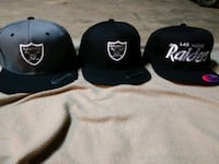 Raiders snap back hat South Gate, 90280
