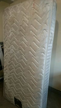 Single/twin size mattress.  Surrey, V4N 0W2