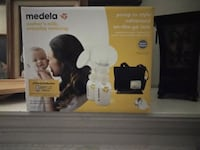 Double breast pump.  Never opened. 150.00 or best offer Manchester, 03103