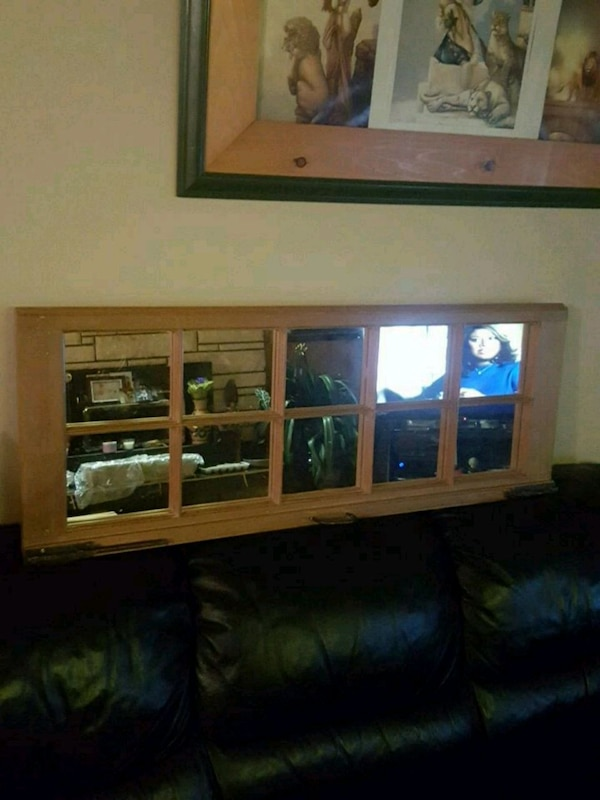 Vintages mirror with all vintage