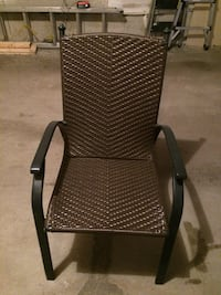 6 Patio Chairs Vaughan, L4H 1S5