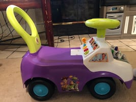 Toy story 4 baby car