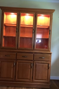 Oak wood hutch Rockville, 20850