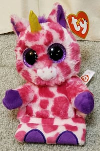 New!  TY Beanie Boo Phone Holder!