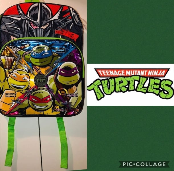 TMNT BACKPACK NWT 307e4db1-767d-483c-bf9d-42172e3a6368