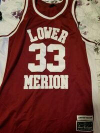 Original Kobe bryant lower merion jersey Richmond, V6X 1S9