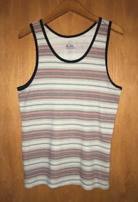 Quiksilver Men's Small-Medium Tank Top Richfield, 55423