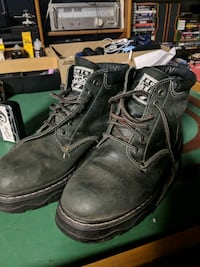 Leather Roots Boots Ajax, L1S