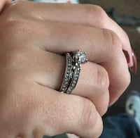 Alloy engagement ring set  Sycamore, 60178