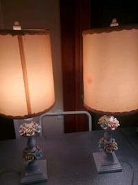 Vintage small lamps 32 mi