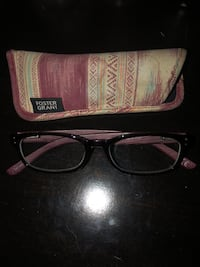 Foster Grant Reading Glasses and Case Shelbyville, 40065