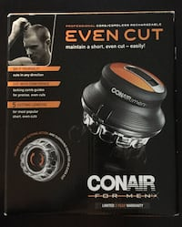 ConAir Even Cut Shaver for Men Edmonton, T6T 1X4