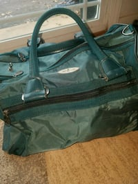 Aqua colored duffel bag (ATLANTIS BRAND)  Fairfax, 22032