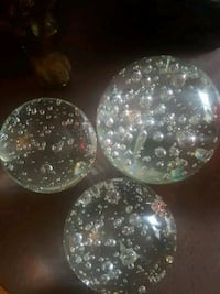 Glass Paperweight Set  Calgary, T2Y 2W5