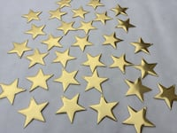 Small gold star 12 for 3.00 Edison, 08817