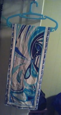 Emilio Pucci scarf (not used, just wrinkled) New York