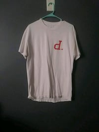 white and red diamond supply co crew-neck t-shirt Myrtle Beach, 29579